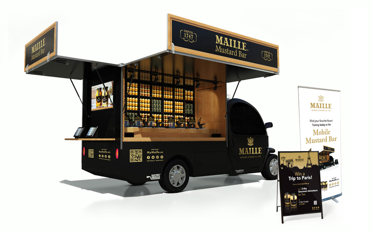 Maille Mustard Mobile